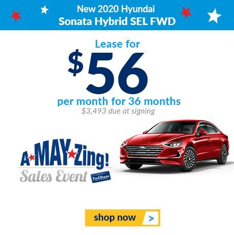 New 2020 Hyundai Sonata Hybrid SEL FWD