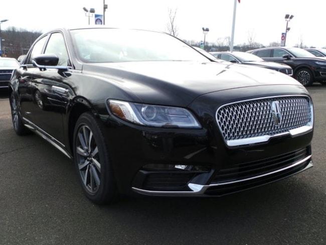 2019 Lincoln Continental Livery Sedan