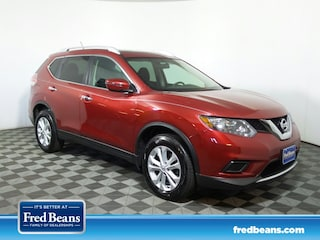 Used 2016 Nissan Rogue SV SUV in Doylestown