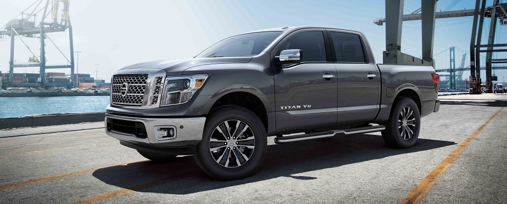 Nissan Titan Towing Capacity Flemington Fred Beans Nissan