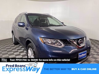 Used 2015 Nissan Rogue SV SUV in Doylestown