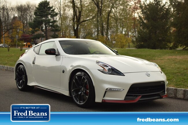 New 2019 Nissan 370z Nismo For Sale In Flemington Nj Jn1az4eh6km422126