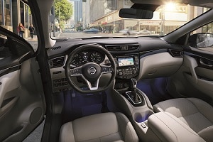 Nissan Rogue Technology Features