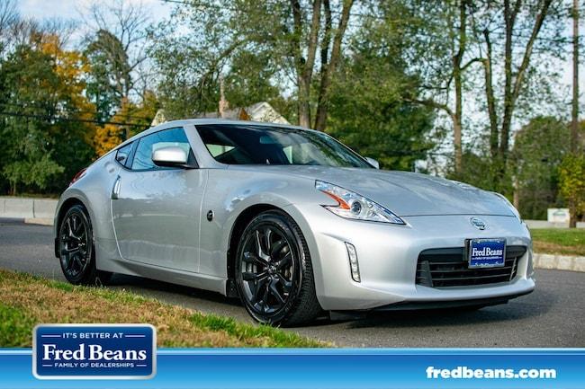 Used 2015 Nissan 370z For Sale Langhorne Pa Jn1az4eh6fm441376