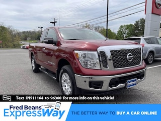 Used Nissan Titan West Chester Pa