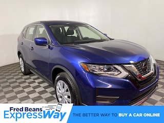 Used 2019 Nissan Rogue S SUV in Doylestown