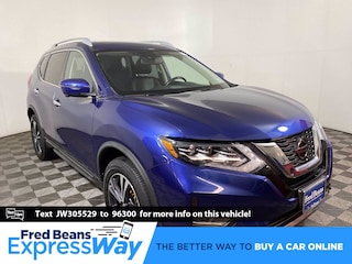 Used 2018 Nissan Rogue SL SUV in Doylestown