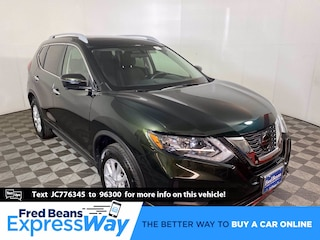 Used 2018 Nissan Rogue SV SUV in Doylestown