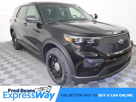 2020 Ford Police Interceptor Utility SUV