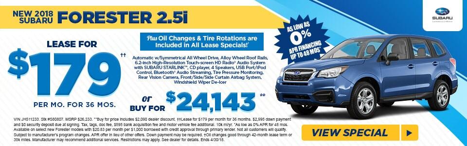 Fred Beans Subaru >> Subaru Forester Special Doylestown Pa Fred Beans Subaru