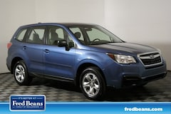 Certified 2018 Subaru Forester 2.5I SUV JF2SJAAC0JH523821 S90026P in Doylestown