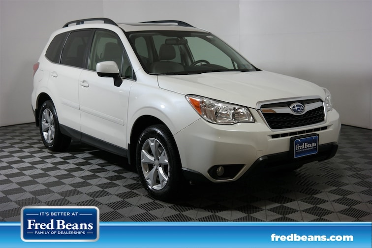 Used 2016 Subaru Forester SUV for sale in Doylestown, PA at Fred Beans Subaru