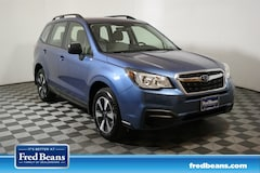 Certified 2017 Subaru Forester 2.5I SUV JF2SJABC3HH532120 S90025P in Doylestown