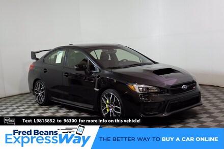 2020 Subaru WRX STI Sedan JF1VA2S67L9815852 S100053P