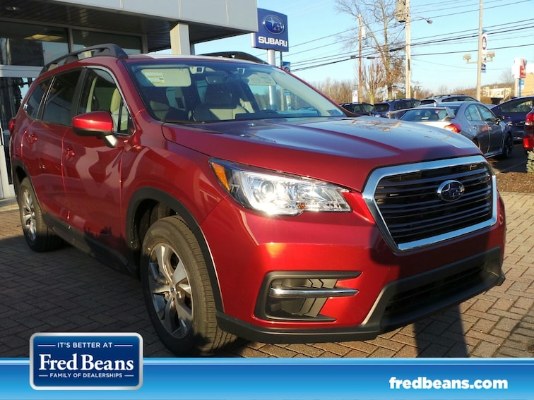 New 2019 Subaru Ascent Premium 8-Passenger SUV for sale in Doylestown, PA at Fred Beans Subaru