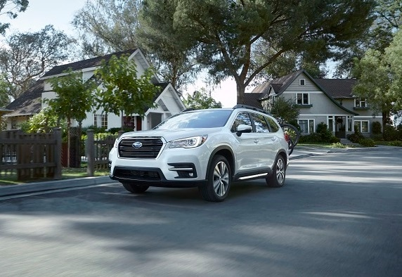Subaru Ascent Trim Levels