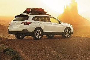 Fred Beans Doylestown Pa >> Subaru Outback Towing Capacity Doylestown PA | Fred Beans