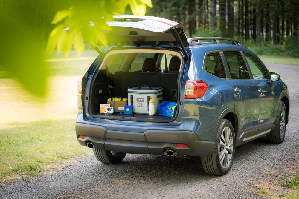 Fred Beans Doylestown Pa >> Subaru Ascent Interior Doylestown PA   Fred Beans Subaru