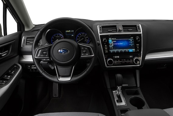 2019 Subaru Legacy Interior Review  Fred Beans Subaru