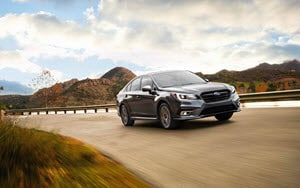 Subaru Legacy Vs Chevy Malibu Doylestown Pa Fred Beans Subaru