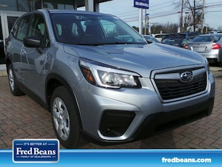 New 2019 Subaru Forester Standard SUV JF2SKAAC0KH455471 S90422 in Doylestown