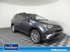 New 2018 Toyota RAV4 Hybrid Limited SUV in Flemington, NJ
