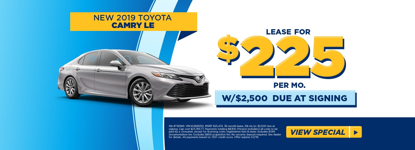 Toyota Lease Specials Near Bridgewater Nj Fred Beans Toyota Of