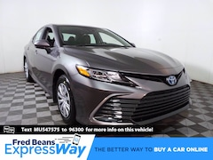 New 2021 Toyota Camry Hybrid LE Sedan in Flemington, NJ