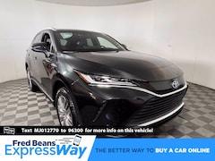 New 2021 Toyota Venza Limited SUV in Flemington, NJ