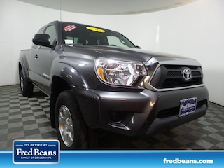 Used 2015 Toyota Tacoma 4x4 Truck Access Cab in NJ