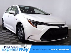 New 2021 Toyota Corolla Hybrid LE Sedan in Flemington, NJ