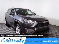 New 2021 Toyota RAV4 XLE SUV in Flemington, NJ