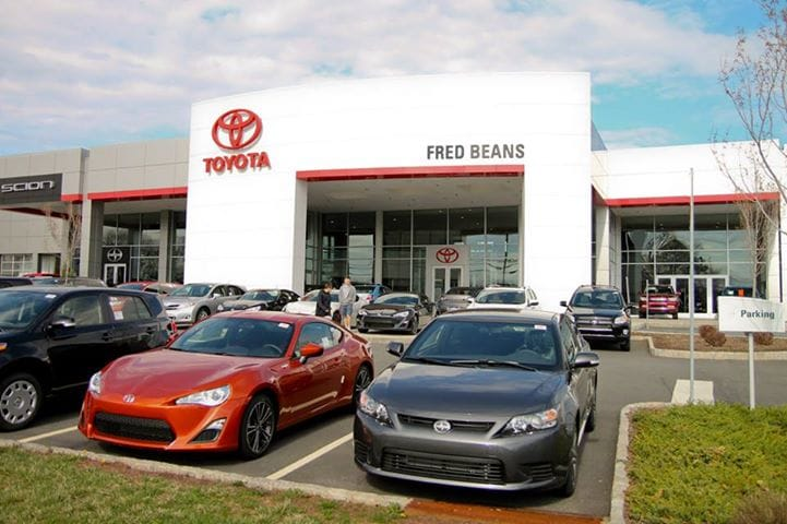 Toyota Dealer Serving Trenton New Jersey