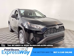 New 2021 Toyota RAV4 LE SUV in Flemington, NJ