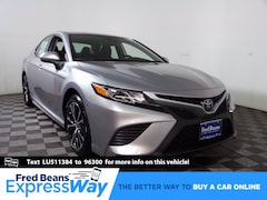 New 2020 Toyota Camry SE Sedan in Flemington, NJ