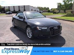 Used Audi A5 Newtown Pa