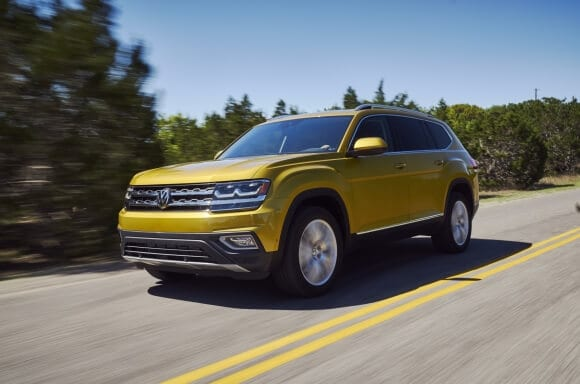 Best 3rd Row Suv 2017 >> Volkswagen Atlas Named Cars Com S Best 3 Row Suv Of 2017 Fred