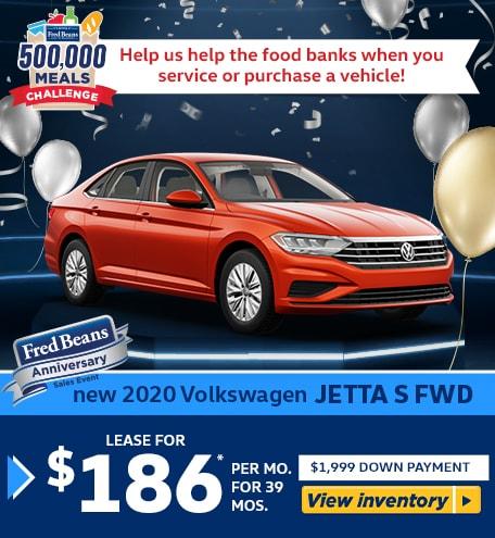 2020 Volkswagen Jetta 1.4T S w/SULEV