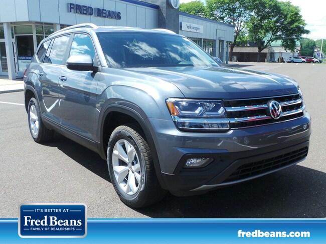 New 2019 Volkswagen Atlas For Sale at Fred Beans Volkswagen