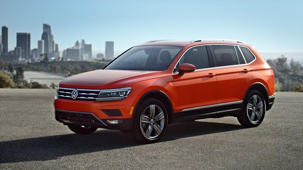 VW Tiguan vs Chevy Equinox | Fred Beans Volkswagen Devon