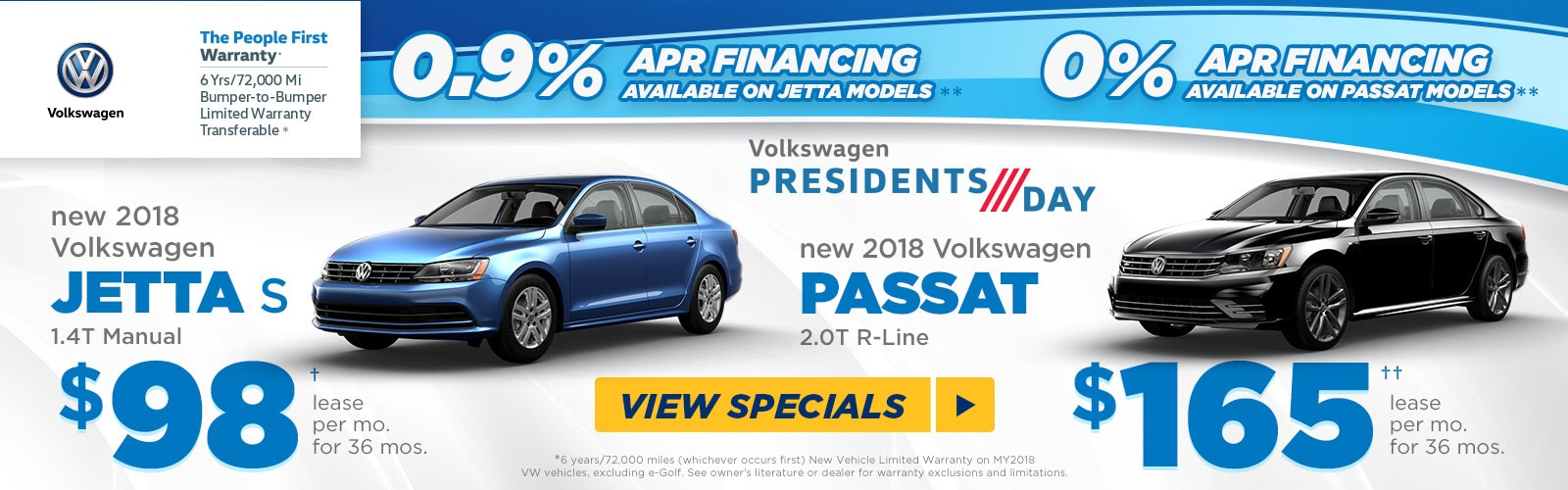 Vw Atlas Lease >> Lease Specials Fred Beans Volkswagen