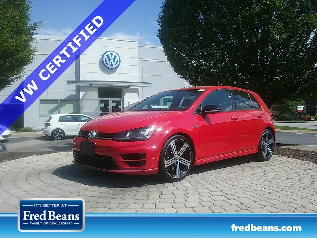 Used 2016 Volkswagen Golf R 4-Door w/DCC & Navigation For Sale in  Doylestown PA | Serving New Britain PA, Chalfont, & Warrington Township |
