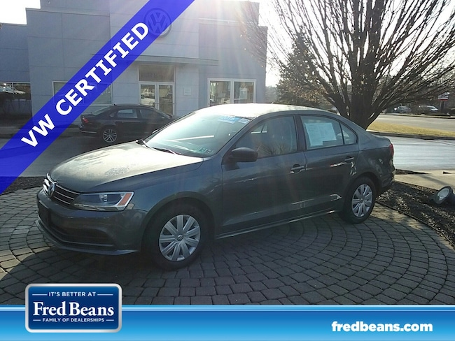 2016 Volkswagen Jetta 1.4T S Manual Sedan