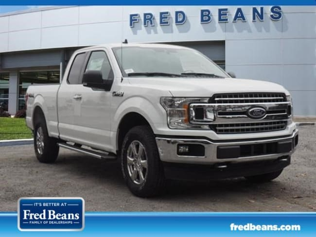 New 2019 Ford F-150 Truck SuperCab Styleside in West Chester PA