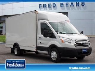 2019 Ford Transit-350 Cab Chassis T350HD Truck