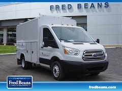New 2019 Ford Transit-350 Cutaway T350HD Truck in West Chester PA