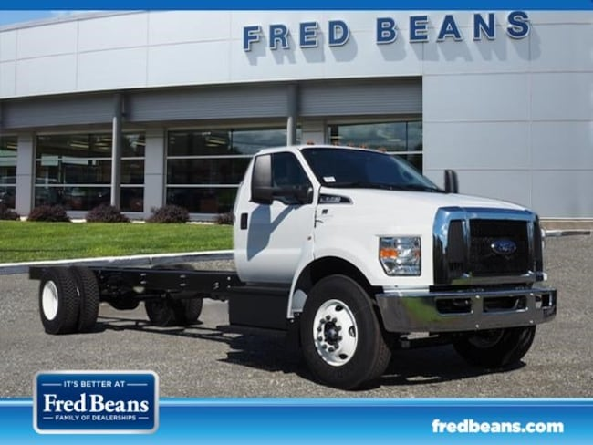 new 2019 ford f 650 diesel for sale at fred beans ford of. Black Bedroom Furniture Sets. Home Design Ideas