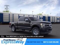 2021 Ford F-250 Platinum Truck Crew Cab