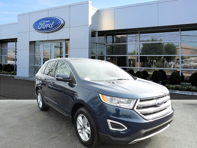 Certified 2017 Ford Edge SEL SUV For Sale in West Chester, PA