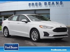 New 2019 Ford Fusion SE Sedan in West Chester PA